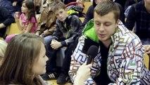 """Basketbola spēle BK """"Latvijas Universitāte"""" pret BK """"Ventspils"""""""