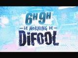 Morning de Difool 6h-9h tous les matins du Skyrock
