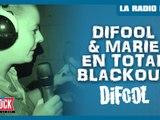 Le Total Blackout avec Difool & Marie en direct dans La Radio Libre !