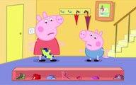 Свинка Пеппа и грязные лужи. Peppa Pig and muddy puddles. Развивающий мультик (Игра). | Peppa Pig