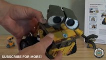 Disney Pixar Interaction Wall E Thinking Toys UNBOXING REVIEW and PLAY EPIC Wall E Robot!
