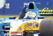 Cinq pilotes qui ont gagné avec l'écurie Renault en Formule 1