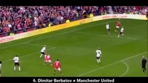 Top 10 Hat Tricks Ever in Football History