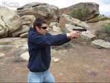 Edward Wilks - Full Auto Glock G20 10mm Pistol with FSSG Machine-gun Switch