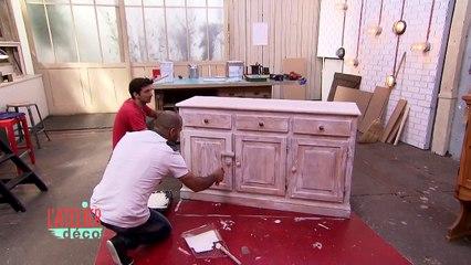 Moderniser un vaisselier - L'atelier deco