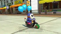 Wii U - Mario Kart 8 - How to win a battle within 10 seconds after Lakitu started the battle