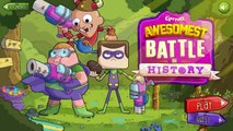 Clarence Awesomest Battle in History   Cartoon Network Games | cartoon network games