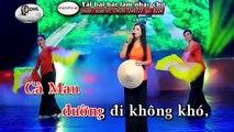 karaoke Áo Mới Cà Mau - cs Dương Hồng Loan