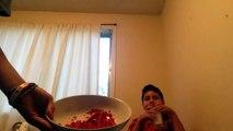 Eating takis challenge (comiendo takis)