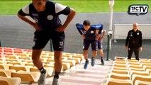 Entrainement - Exercices de force-vitesse et force-puissance