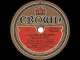 Buddy Blue and his Texans - I Found a Million Dollar Baby - 1931