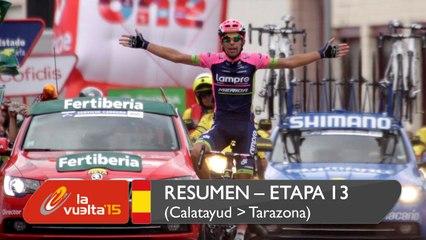 Nelson Oliveira gana en Tarazona