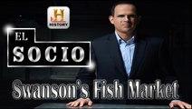"""EL SOCIO #17 - """"Swanson's Fish Market"""" T2-E11"""