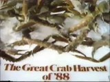 Red Lobster 1988 Great Crab Harvest Commercial