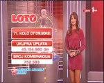 Beautiful Serbian Woman || Tv Presenter | Aleksandra Obradovic Gudelj - 07 09 2012