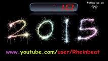 Rheinbeat - Silvester Countdown - Cartoon Dance -  Trance Party - Remix - 2015