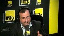 """François Villeroy de Galhau  : """"La photo est plutôt bonne  sur le niveau de l'investissement en France"""""""