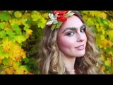 Woodland Forest Fairy Makeup, Hair Tutorial and D I Y Costume Idea!   Jackie Wyers