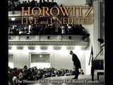 Schumann Kinderszenen (1 2); 1st-7th movements; Horowitz