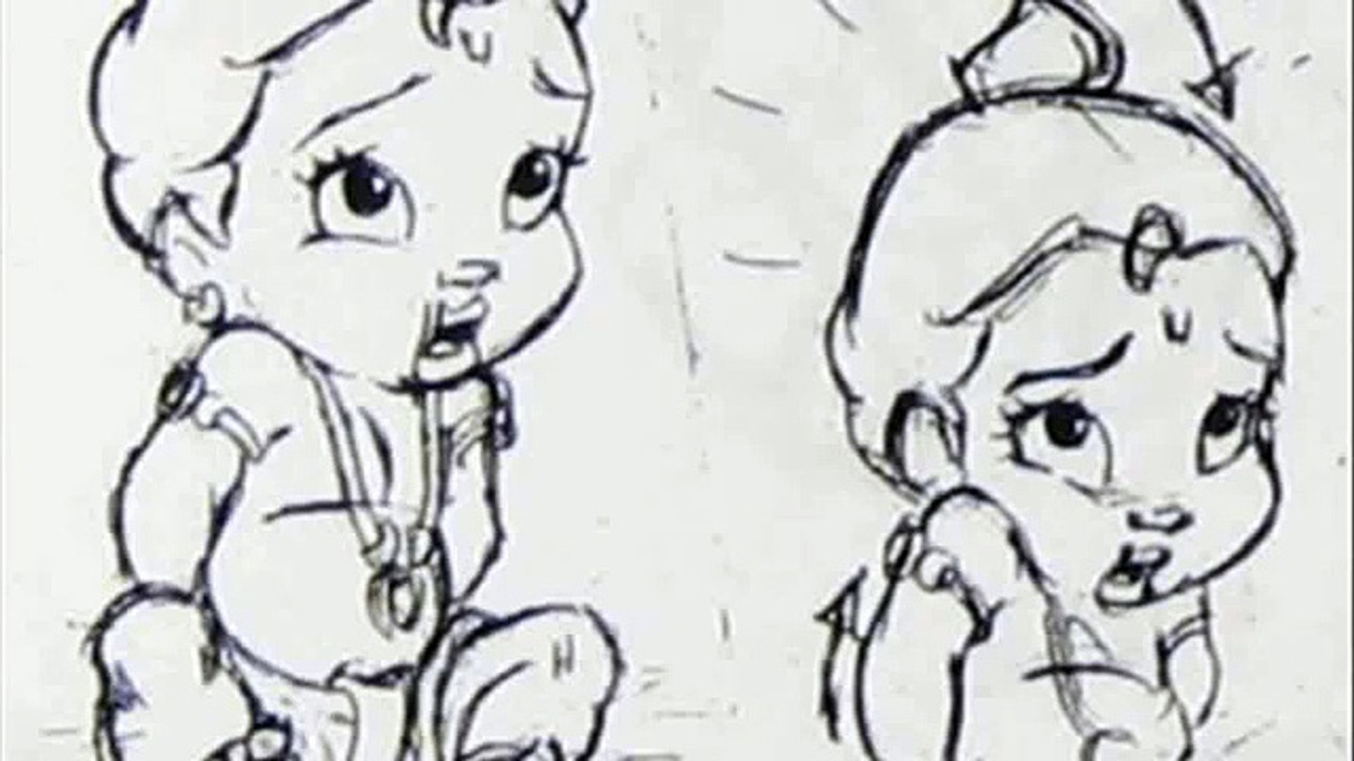 Cartoon Baby Krishna Drawing Video Dailymotion