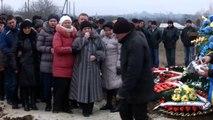 Mariupol Buries Victim's Killed by Russian  Grad Attack Last Weekend