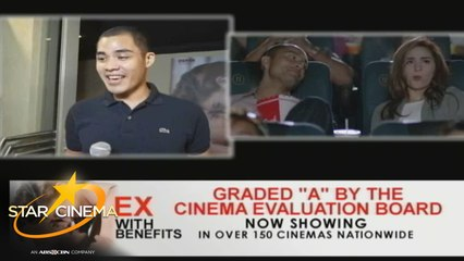 'Ex with Benefits' Now Showing! (Certified blockbuster hit!)
