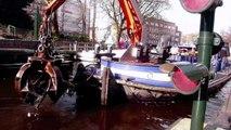 Amsterdam Canals, Dredging Bikes & Treasures (HD)