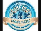 Disneyland Paris music- Disney's Cinema Parade music part 1