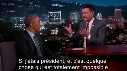 Incroyable Aveu d'Obama sur la Présence Extraterrestre