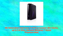 Dell Alienware X51 Slimstyle Gaming Desktop Intel Core i74770 Quadcore