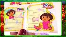 Dora y Puppy Chip Chap con Pocoyo y Peppa Pig - Juguetes de Dora