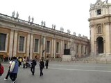 St Peter's Square, Vatican City, Italy