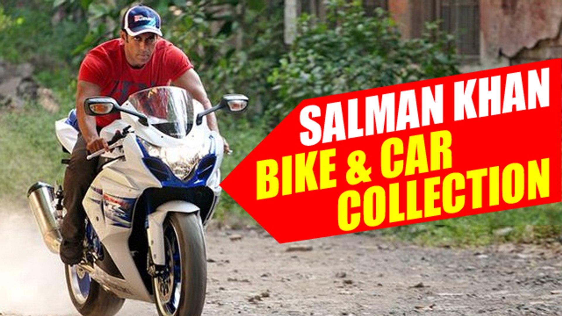 Salman Khan S Luxurious Car Bike Collection Video