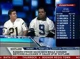 Steven & Jeff on Sky Sport News
