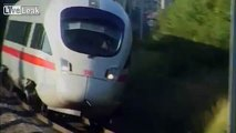 German High Speed Train ICE 3