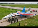Indian Air Force Fighter Aircraft Plane - SU30 MKI , Mig 21 , Mig 29 , Hal Tejas and Mirag