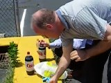 Larry and Lee do the Mentos Challenge