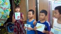 Teaching English for kids - Ms. Nhung's class - Phonics 4