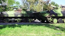 The BVP M 80 Serbian infantry fighting vehicle