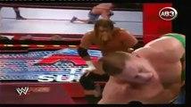 WWE Raw Triple H vs John Cena (Looser Leaves Raw Brand) WWE On Fantastic Videos