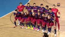 Highlights Final Copa Catalunya Santa Coloma – FC Barcelona Lassa (2-4)