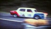 course de cote du Haut Cantal 1984 partie 2