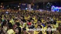 (Bersih 4) Nashita Noor: Demi Anak Kita, Cucu Kita & Generasi Yang Akan Datang, Kita Terus Lawan