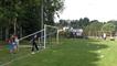 Les enfants découvrent les activités à Faites du sport