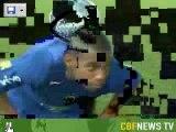 Ronaldinho met à l'amende Robinho