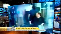 Female TSA Agent Rigs Body Scanner to Help Her Male TSA Colleague Feel Up Other Males!