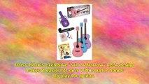 Daisy Rock Pixie Acoustic Guitar Starter Pack Sky Blue