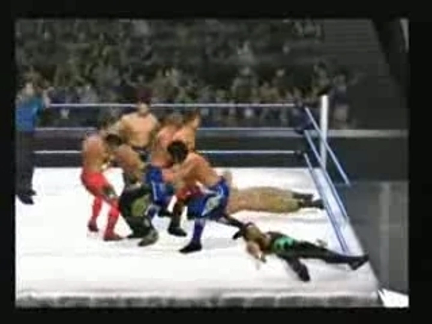 Cruiserweight 8-Man Battle Royal