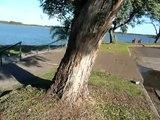 Vertido cloacal en Federación (Entre Ríos, AR) al lago Salto Grande