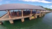 Hanalei Beach, Kauai Hawaii - Last Day With my Hawaiian Family